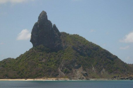 Noronha's Rugged Landscape