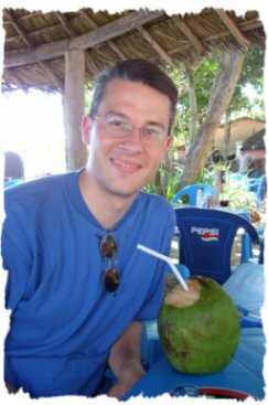 Me and my coconut!